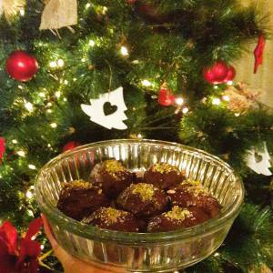 Rame di napoli chocolatey and spicy biscuits can be prepared also in christmas