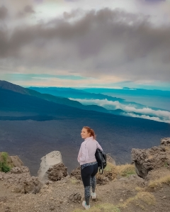 Trekking on mount etna in sicily, what to do in sicily, nature in catania